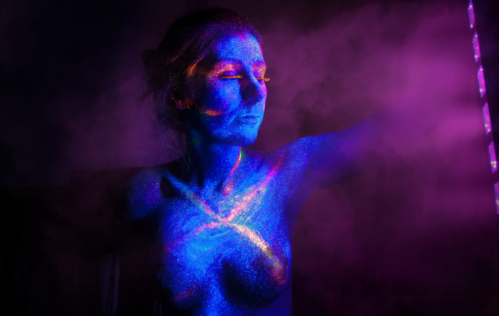 UV Bodypainting